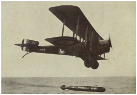 Blackburn torpedo plane