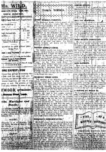 North Leeds News 8th November 1912