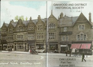 oakwood shops