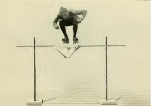 Trick skater