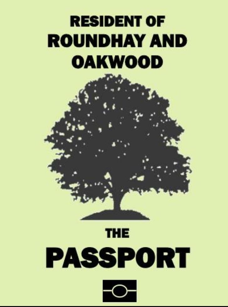 The Roundhay and Oakwood Passport